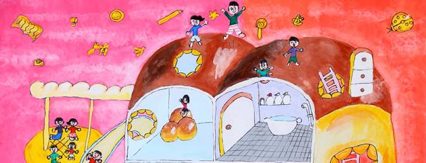 下学年の部 北日本放送賞